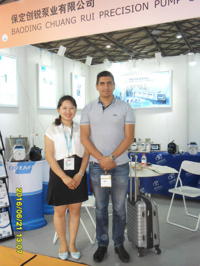 Analytica China 2016 In Shanghai