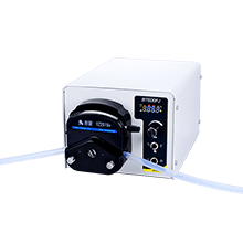 CR BT600FJ peristaltic pump Calibration - 1min