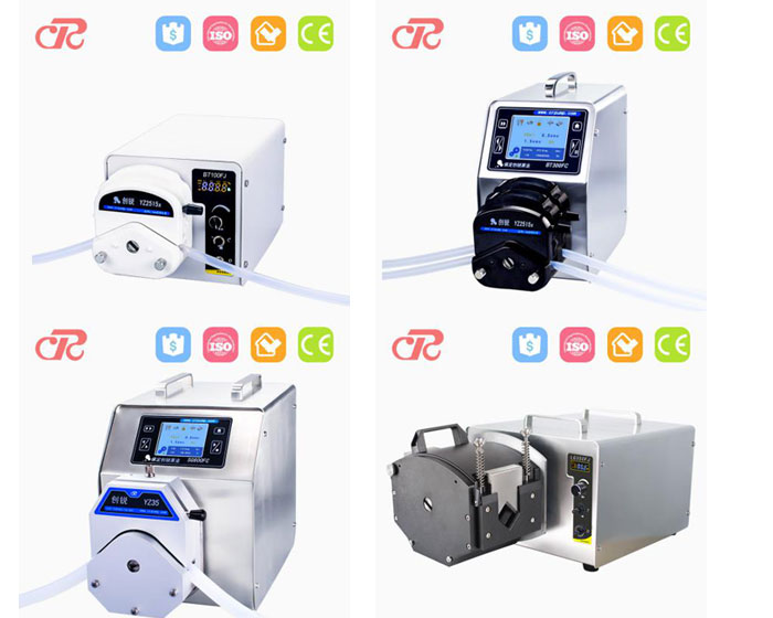 Wholesale dispensing peristaltic pump