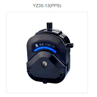 Professional Supplier Of Peristaltic Pump Head YZ35-13 With Factory Price With PPS/PESU Material/YZ35 YZ35-13