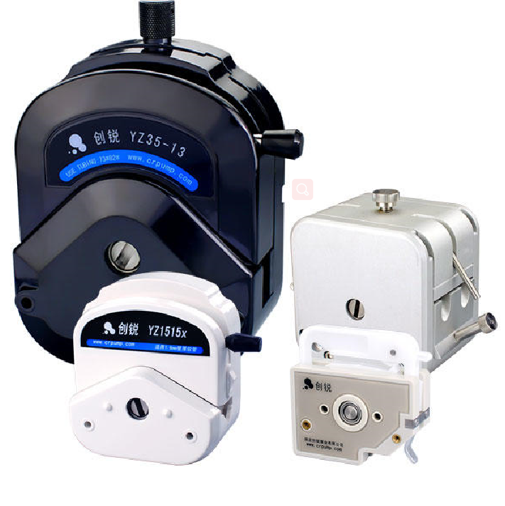 Choose the right peristaltic pump to boost the production.