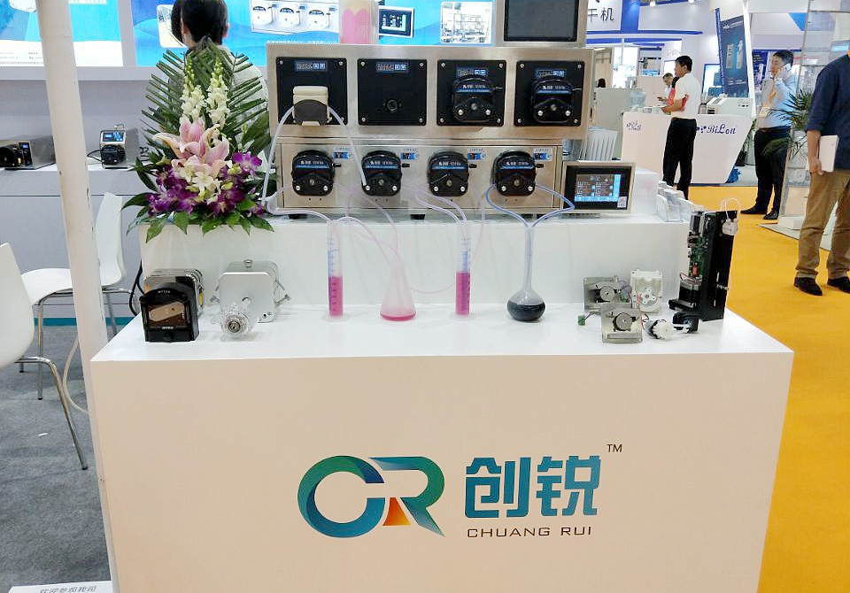 Chuangrui peristaltic pump operation matters needing attention