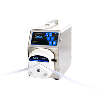Additive peristaltic pump