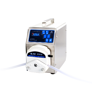 Simple & Practical Peristaltic pump