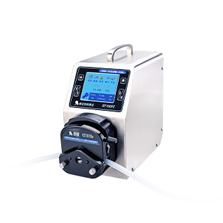 Intelligent Precision bottle filling peristaltic pump