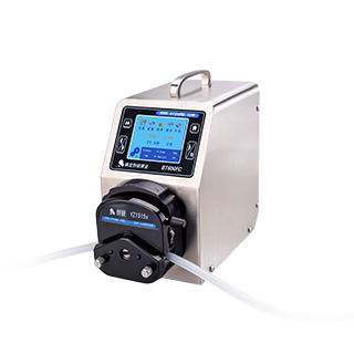 Intelligent PLC control liquid transfer peristaltic pump