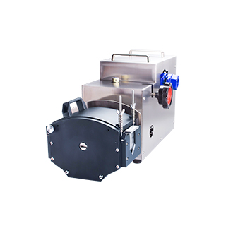 Explosion-proof peristaltic pump