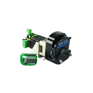 Stepper motor aquarium water peristaltic pump/ODM302