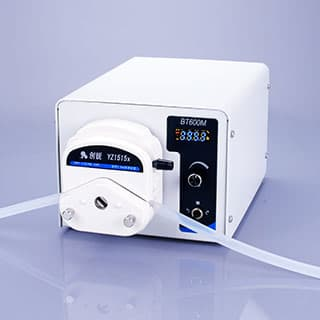 Digital Peristaltic dosing pumps