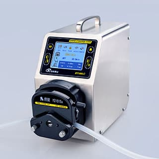 Intelligent Peristaltic Pumps