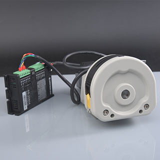 Customizable ODM peristaltic pump for supporting packing machine