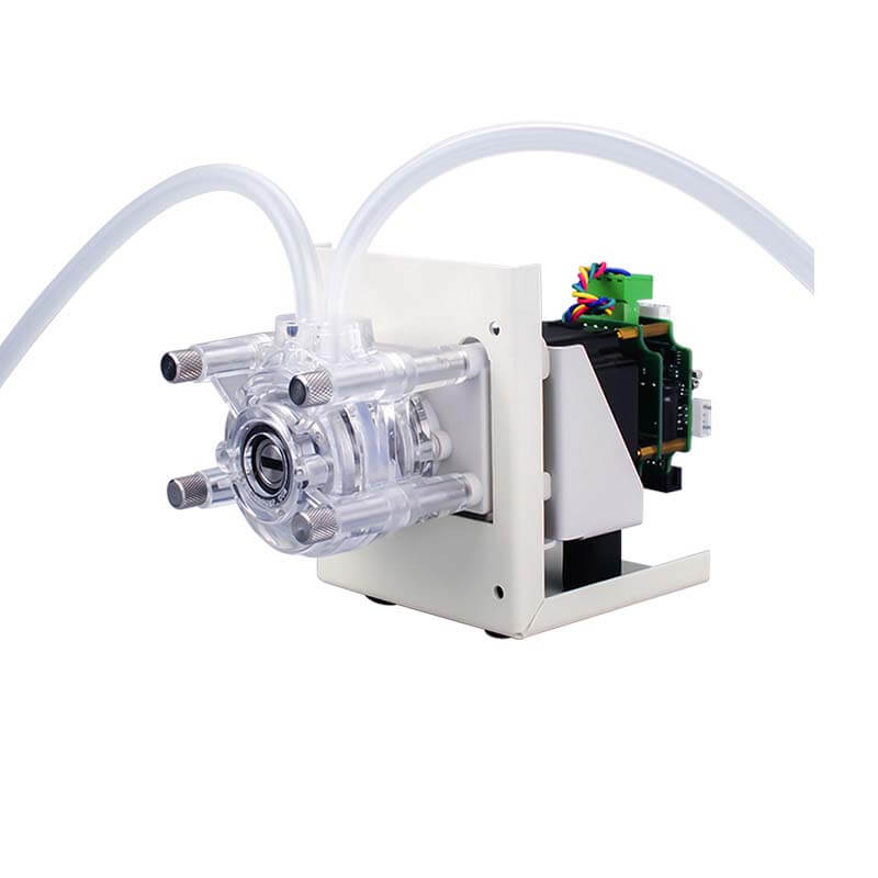 The reason why the peristaltic pump does not work?