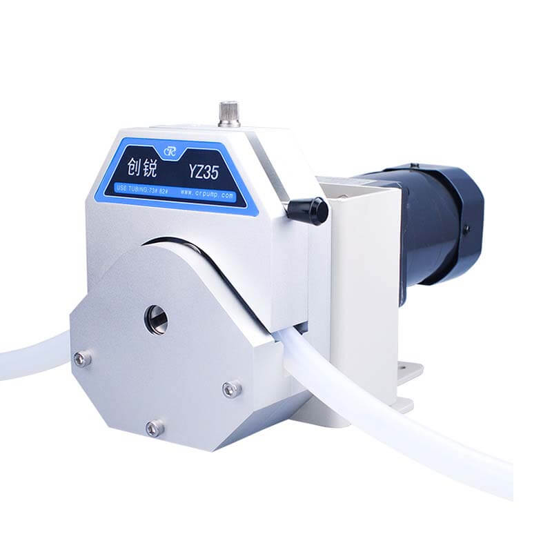 the accuracy of the peristaltic pump traffic depends on those?
