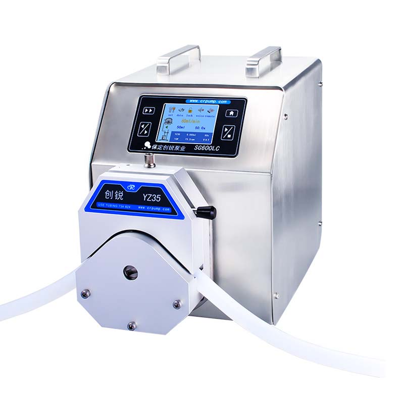 Eight tips for using peristaltic pumps