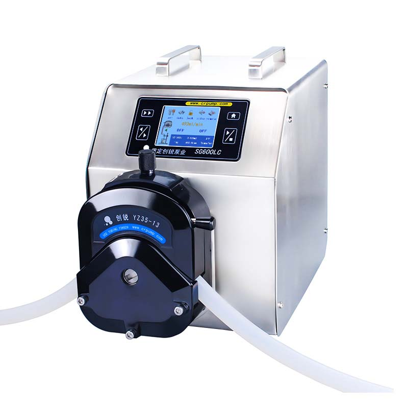Peristaltic pump stainless steel surface treatment common problems and preventive measures