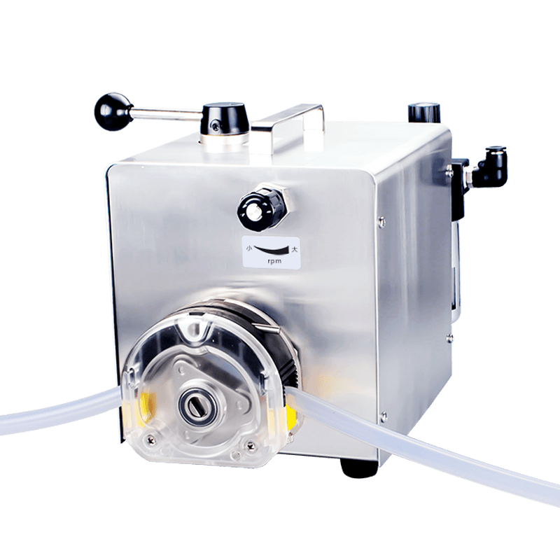 limitations of peristaltic pumps