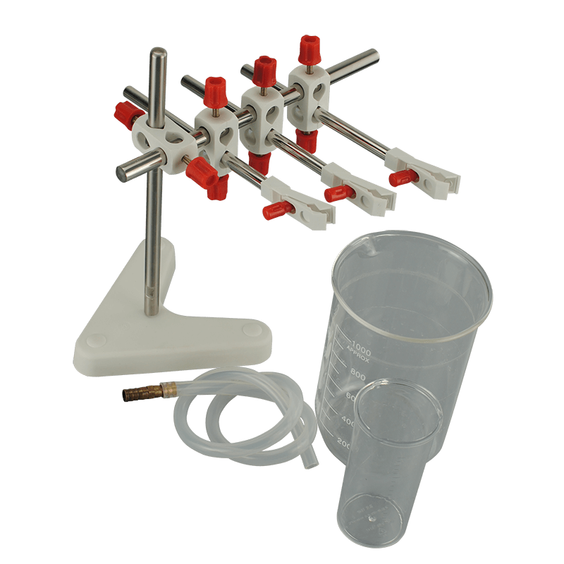 Tripod Lab Liquid Support Peristaltic Pump Filling Stand/Filling stand
