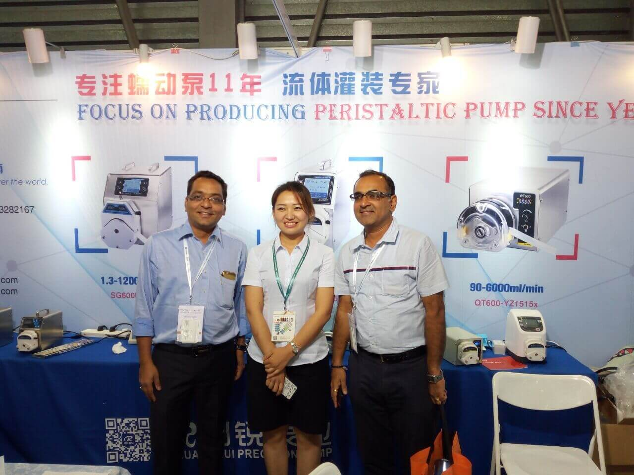 peristaltic pump manufacturers