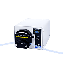 CR BT600FJ peristaltic pump flow mode filling operation - Yz1515x