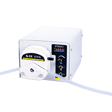 CR BT600FJ peristaltic pump calibration - 30s