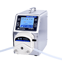 CR BT600FC peristaltic pump works with foot pedal