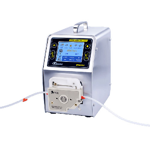 dispensing peristaltic pump