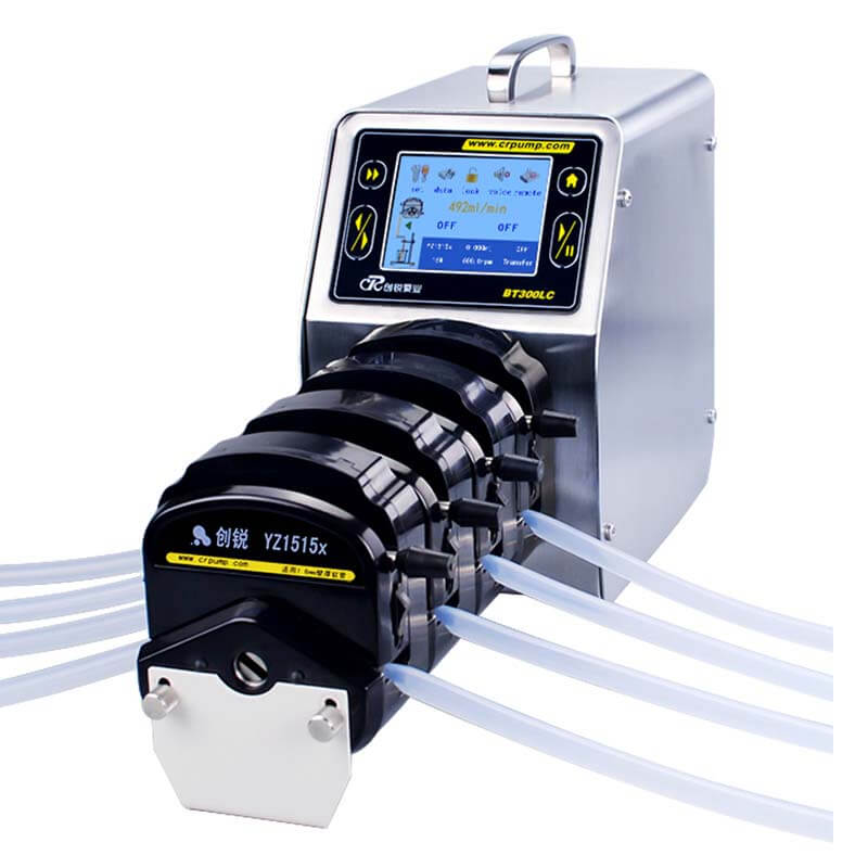 cr peristaltic pump