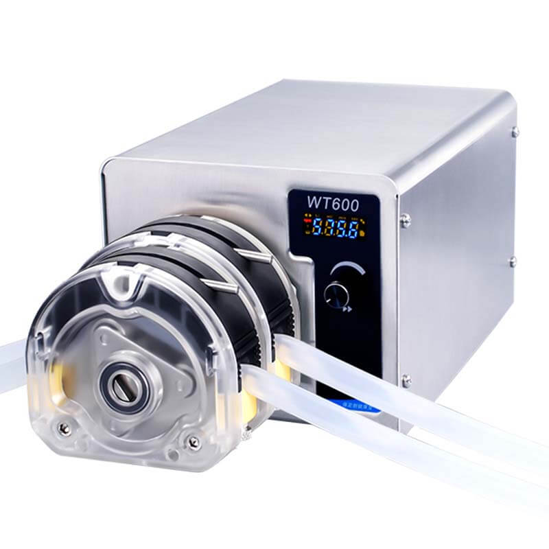 design peristaltic pump