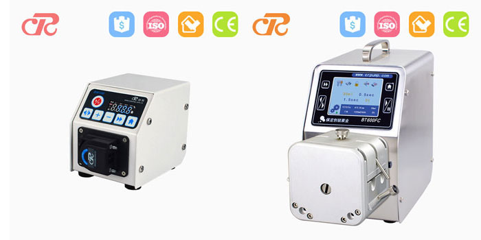 Peristaltic pump manufacturer china