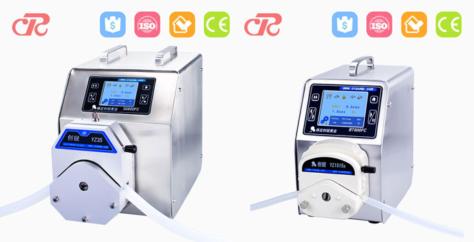 Dispensing peristaltic pump manufacturer