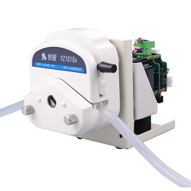 Stepper motor transfer peristaltic pump for food sanitary/ODM301