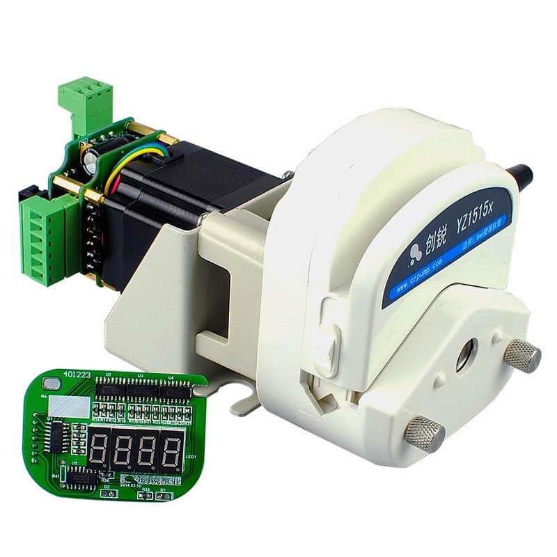 various effects of peristaltic pump