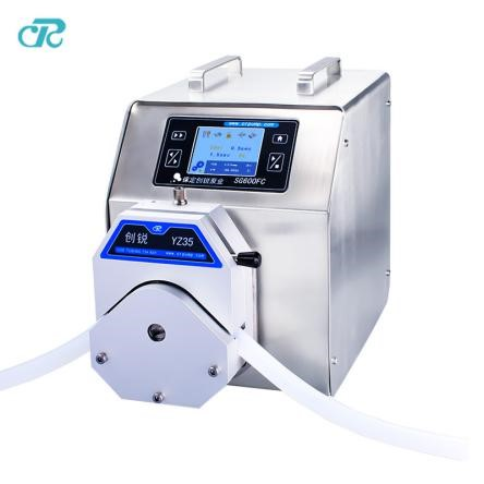 peristaltic pump self priming