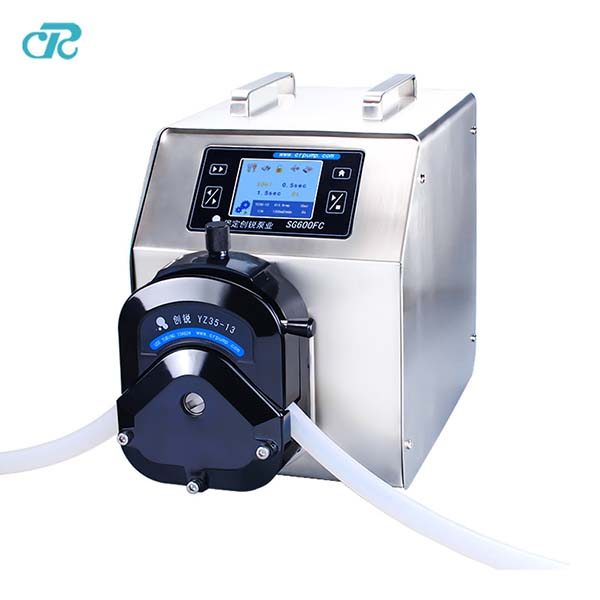 Peristaltic Pump with Automatic temperature control system