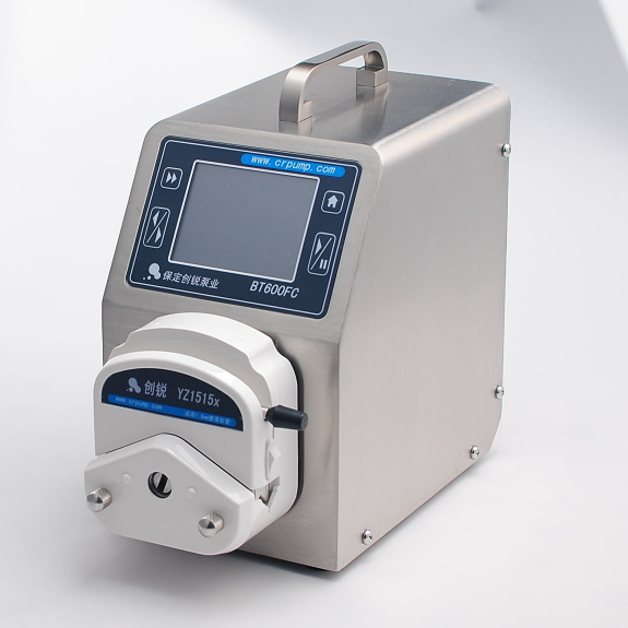 Intelligent Dispensing peristaltic pum,All-new Integrated pump housing—— BT600FC