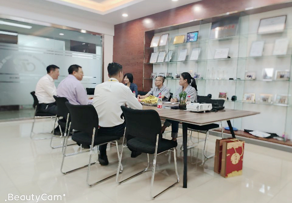 Chuangrui &DHL, based on letter and sincere cooperation, opens a new chapter in 2019!