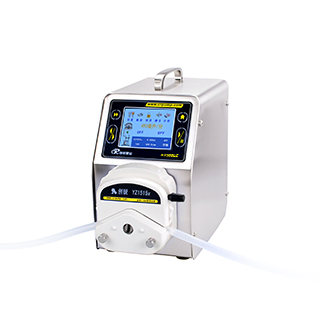 China crpump design medical stepper peristaltic dosing pumps