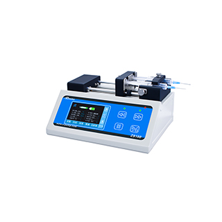 High precision touch screen laboratory medical syringe pump/ZS100