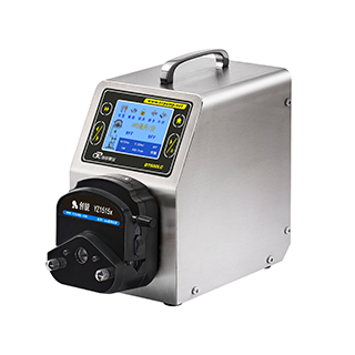 High power intelligent peristaltic pumps