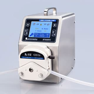 Intelligent Dispensing Peristaltic Pumps