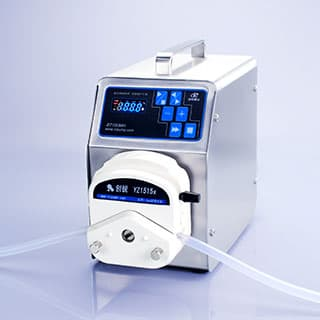 Nice Precision Liquid Transfer Peristaltic Pump With Button Operation