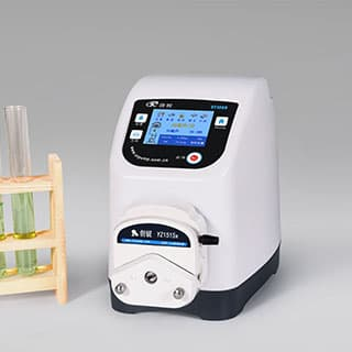 Easy operation chemical dosing pump with timer function